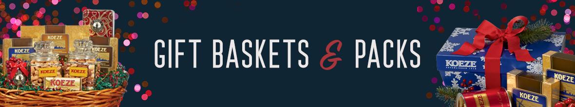 Baskets & Packs